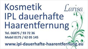 ♀-♂ IPL+RF kosmetik haarentfernung ab10€ Saarland Nonnweiler