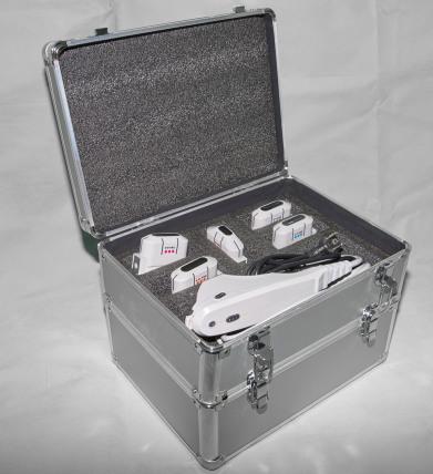 Hifu Gerät Ultraschall Facelifting Hifu Gerät für Kosmetische Zwecke, mit drei Aufsätzen Gesicht, und zwei für den Körper! Hifu Gerät kaufen