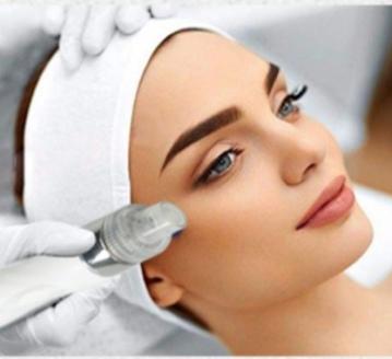 Akne behandlung pigment entfernung Hydra Aqua Pure facial gesichtsbehandlung Frau & Mann